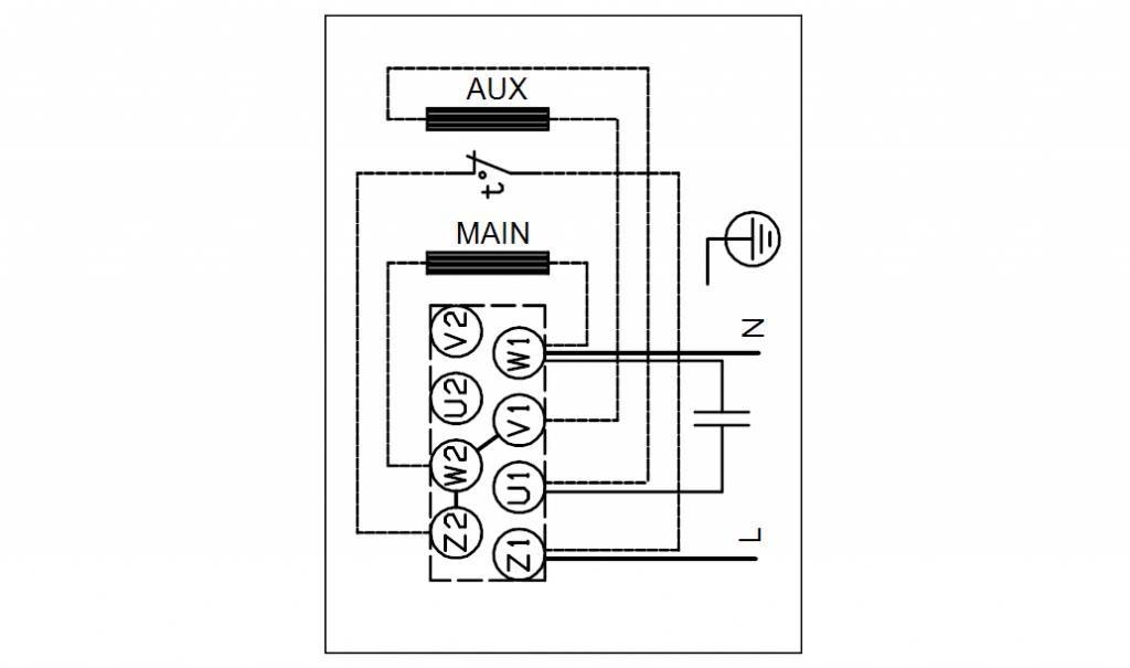 CH 2-45 PT -wiringdiagram
